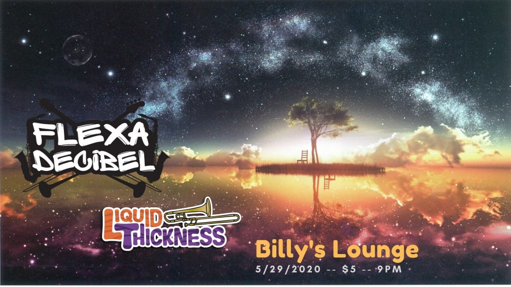 Billys with Liquid Thickness Banner